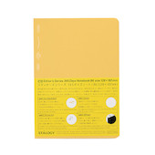 Stalogy 365Days Notebook B6 Yellow