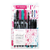 Tombow Lettering Set Advanced Level