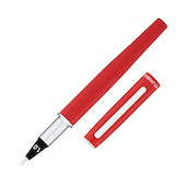 Yookers Yooth 751 Refillable Fibre Tip Pen Imperial Red 1.0mm