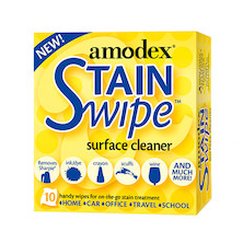 Amodex Ink and Stain Remover Wipes