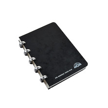Atoma Elegant Disc-Bound Refillable Notebook A6