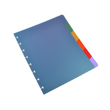 Atoma A5+ Polypropylene Notebook Index Dividers