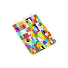 Atoma Abstract Notebook A7