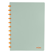 Atoma Smooth Notebook Olive