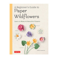 Beginners Guide to Paper Wildflowers