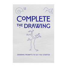 Complete the Drawing Journal