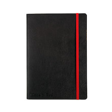 Black n' Red Soft Cover Journal A5