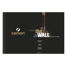 Canson The Wall Spiral Pad A3