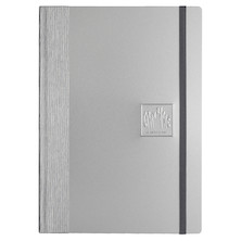 Caran d'Ache Plain A5 Notebook with Metal Cover