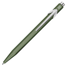 Caran d'Ache 849 Ballpoint Pen Nespresso India Green Limited Edition