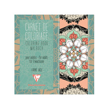 Clairefontaine Adult Colouring Book Mandala