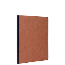 Clairefontaine Age Bag Clothbound Notebook 190x250