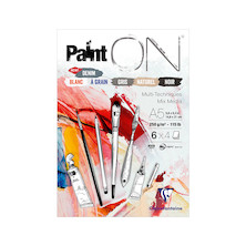 Clairefontaine Paint On Pad Assorted Sheets A5