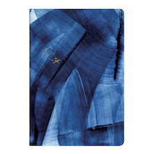 Clairefontaine Indigo Stapled Notebook A4 Lined