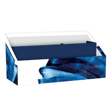 Clairefontaine Indigo Letters Holder