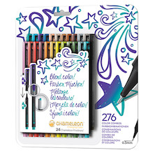 Chameleon Fineliner Set of 24 Assorted