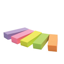 Post-it Page Markers Assorted Set of 5