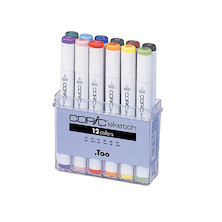 Copic Sketch Marker Pen Set of 12