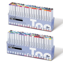 Copic Sketch Marker Pen Set of 72