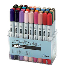 Copic Ciao Set of 36