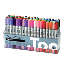 Copic Ciao Set of 72