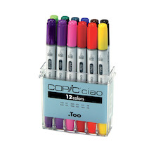 Copic Ciao Set of 12