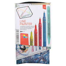 Derwent Graphik Line Painter Palette