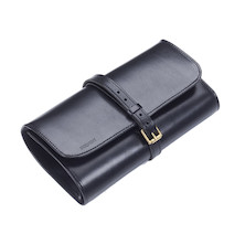 Derwent Leather Pencil Wrap Black