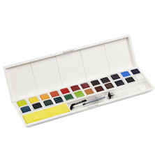 Derwent Inktense Paint Pan Set Of 24