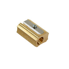 DUX Single Hole Brass Pencil Sharpener