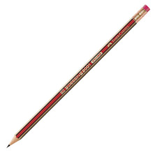 Faber-Castell Dessin 2001 Eraser-Tipped Pencil