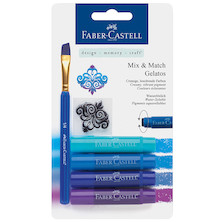Faber-Castell Gelatos Colour Crayon Set