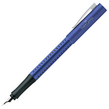Faber-Castell Grip 2011 Fountain Pen Blue