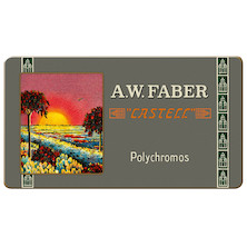 Faber-Castell Polychromos Colouring Pencil 111th Anniversary Set of 12