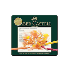 Faber-Castell Polychromos Colouring Pencil Ann Swan Set of 24
