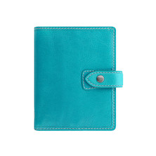 Filofax Malden Pocket Organiser Kingfisher Blue