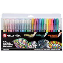 Gelly Roll Mixed Set of 24