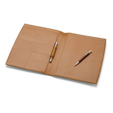 Graf von Faber-Castell Leather Notepad Case A4