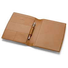 Graf von Faber-Castell Leather Notepad Case A5