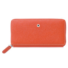 Graf von Faber-Castell Colours Ladies Leather Wallet Burnt Orange