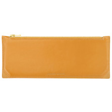 Jacques Herbin Pencil Case Large Amber
