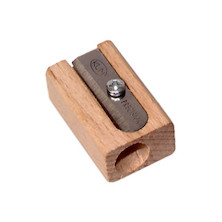 KUM WoodCutter Wooden Block Single Sharpener