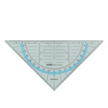 KUM Blue Ocean Set Square 15cm