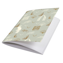 G Lalo 100 Years Sewn Spine Notebook A6 Pistachio