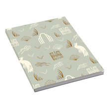 G Lalo 100 Years Notepad A6 Pistachio