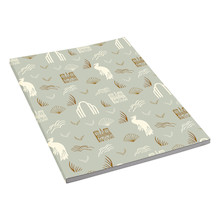 G Lalo 100 Years Notepad A5 Pistachio