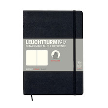 Leuchtturm1917 Softcover Notebook Medium Black