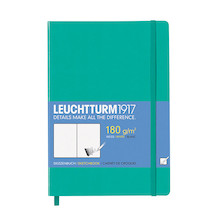 Leuchtturm1917 Sketchbook Medium Emerald