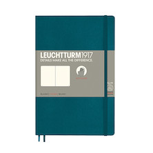 Leuchtturm1917 Softcover Notebook B6+ Pacific Green