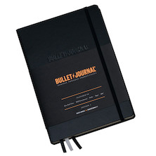 Leuchtturm1917 Bullet Journal Edition 2 Black